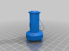 1-25 Kerosene space heater