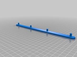 Animation peg bar 4 hole