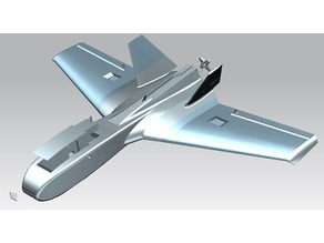 RC plane Dart-2