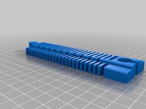 150mm Flex Track 6 walls thick