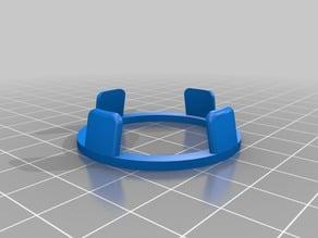 Simple BluCon holder