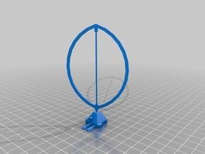 3DBear Mars Wind turbine - a Mars Atmosphere Mine remix