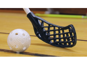 Floorball Blade