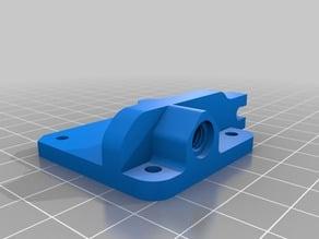 CR-10 Feeder Base for Flexible Filament