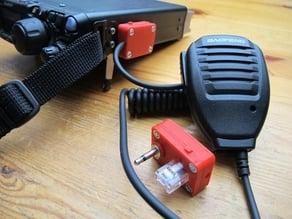FT-817 Speaker Mic Plug