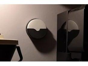 Aeropress Wall mounted filter holder