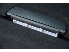 Peugeot 308 Mk1 Parcel shelf Storage Compartment catch