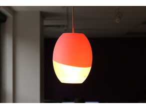 Multi-Color OVA Lamp