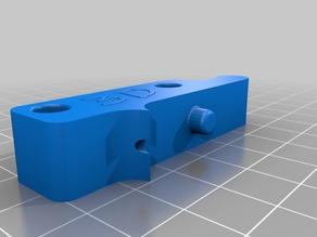 Anycubic I3 Mega TPU Extruder mod