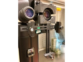 Phone Microscope Adapter Extended
