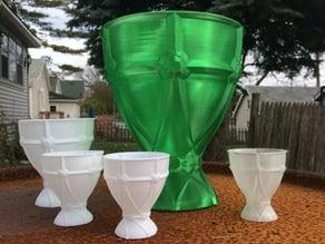 Goblet, Grail, Chalice or ornate Vase