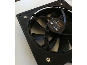 PC Fan Adapter 120mm to 140mm