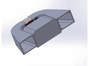 Toberas refrigeracion motor avion MAJA