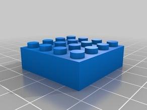 Customizable Brick