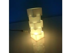 Modern lamp (mood lamp)