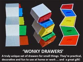 Wonky Drawers