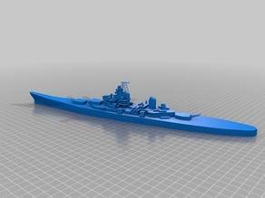 Battleship USS New Jersey fixed.