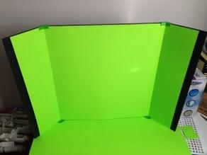 Green screen stand