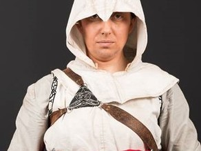 Altaïr's chest harness / Plaque du harnais de poitrine d'Altaïr