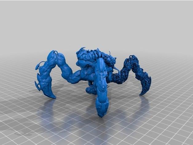 doom spider mastermind by scramble45