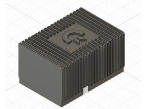 commodore 64 PSU power supply case