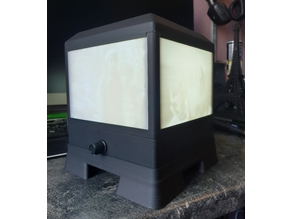 Litophane Lamp for 150x100 Pictures