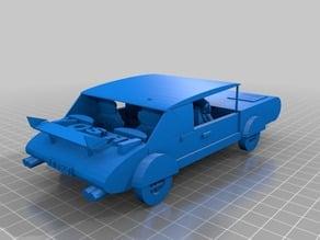 yoshi car