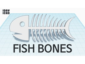 [1DAY_1CAD] FISH BONES