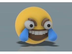 DeepFried_LaughCry_Emoji