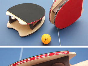 Hand Ping Pong Paddle