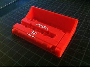 Honda Valve Cover Business Card Holder