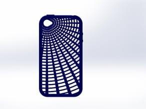 Flexible Iphone4 Case