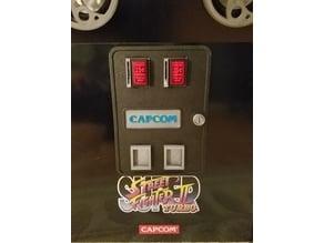 Arcade Coin Door