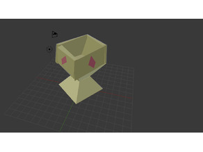 Low Poly Chalice
