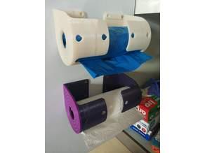 Garbage Bag/Paper Towel Wall/Ceiling Mount