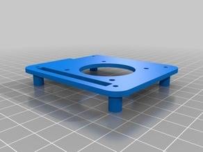 Raspberry Pi Noctua 40mm fan mount