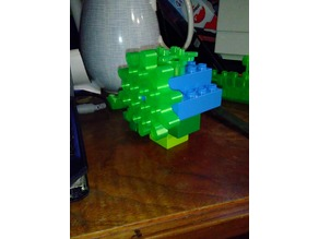 Duplo Gears, now with snap rotation!