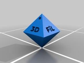 Sideric pendulum 3DFiL