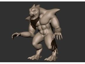 Monster Quicksculpt