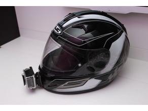 HJC helmet action camera holder