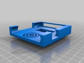 spotting scope adapter for S8 w/ Spigen neo-hybrid case