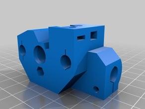 MMU2 Filament Selector w/ Mag FINDA Sensor fix 6mm