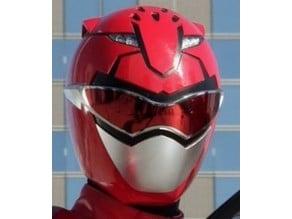 Red Beast Morpher Ranger