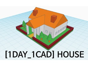 [1DAY_1CAD] HOUSE
