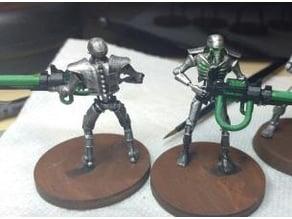 Cyber Space Terminator