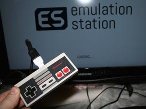 RetroPiNES Zero - NES Controller with a Pi Zero running RetroPie