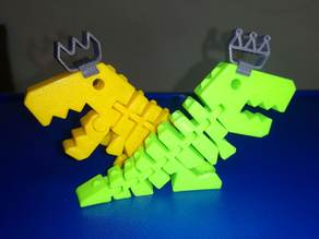 Crown for Flexi Rex