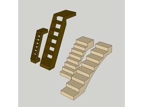 Escaleras para Exin Castillos