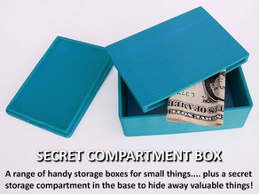 'Secret Compartment' Box