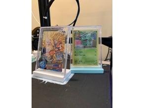 Display card holder